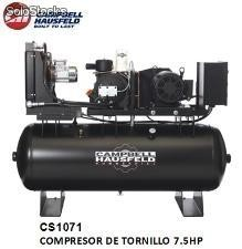 Cs1071 Compresor de tornillo rotativo 7.5 hp (Disponible solo para Colombia)