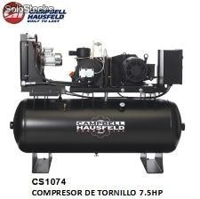 Cs1074 Compresor de tornillo rotativo 7.5 hp (Disponible solo para Colombia)