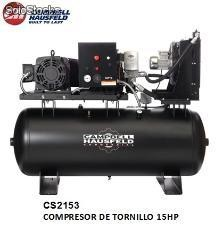Cs2153 Compresor de tornillo rotativo 15hp (Disponible solo para Colombia)
