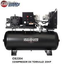 Cs2204 Compresor de tornillo rotativo 20hp (Disponible solo para Colombia)