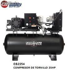 Cs2254 Compresor de tornillo rotativo 25hp (Disponible solo para Colombia)