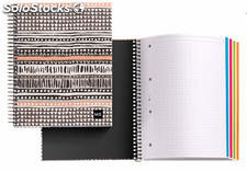 Cuaderno A4 African Tribal 140 Hojas