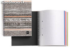 Cuaderno A5 African Tribal 140 Hojas