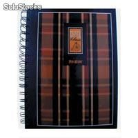 Cuaderno forma francesa scotch