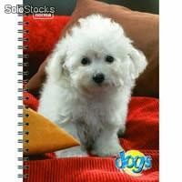 Cuaderno frances dogs