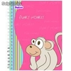 Cuaderno profesional happiness