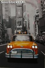 Cuadro Led New York