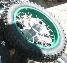 "Cubierta Dirt bike Cross 12""/ 14"""