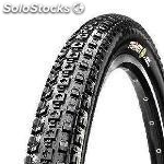 Cubierta maxxis crossmark plegable 26 x 2.00 tubeless ready plegable negro
