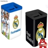Cubilete Metalico Real Madrid