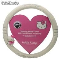 Cubre volante hello kitty
