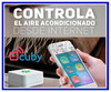 Cuby-air Termostato para split wifi negro - Foto 5