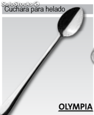 Cuchara helado (193mm) olympia