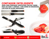 Cuchillo Tijera Corta Verduras 2 en 1 We Houseware