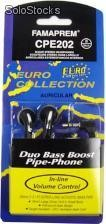 Cuffia bass boost per MP3 MP4 jack 3,5 mm