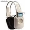 Cuffia per ipod Nano 2nd Generation Bianca LB-IP002-W