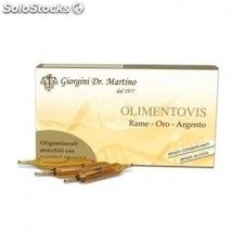 Cuivre or argent Olimentovis 60 ml