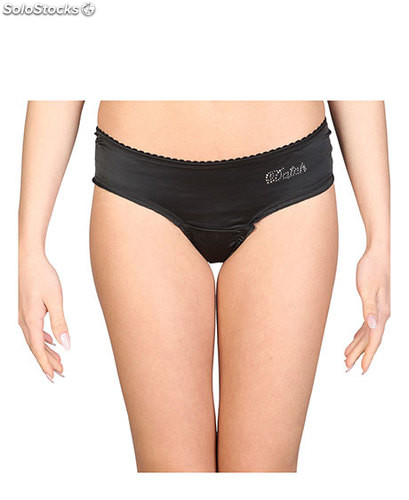culote mujer datch negro (31258)