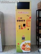 Cup machine - cup noodles