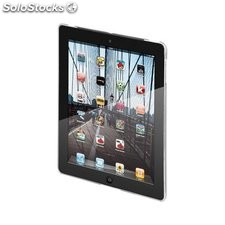 custodia backcover ipad 2/3 transparente protegge display da graffi e urti 43098