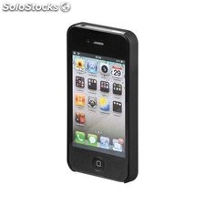 custodia iphone 4/4s nero durevole 40599