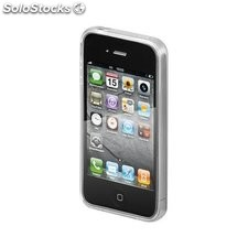 custodia iphone 4/4s transparente case durevole 42901
