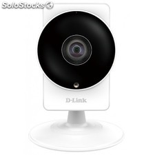 D-Link - Home Panoramic HD Camera DCS-8200LH 1280 x 720Pixeles Wi-Fi Blanco