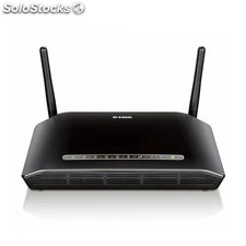 d-link routeur ADSL2/2+11n 300Mbps router with 4x10/100mbps