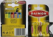 Daimon 2 x LR 14 MN1400 producent Duracell