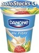 Danone ale pitny - strawberry - banana cup 300G