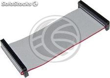"""Data Cable ide hdd 2.5\"""" 10cm (2xIDC44H) (CD51)"""