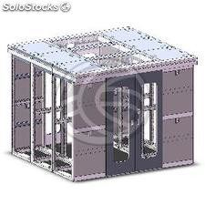 DataCenter RackMatic manual de porta de correr (MP11-0002)