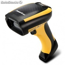 Datalogic - powerscan PD9100 Handheld bar code reader 1D led Negro, Amarillo