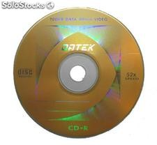 Datek Płyty CD-R 52X 700MB 80MIN
