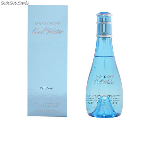 Davidoff cool water woman deo vaporizador 100 ml