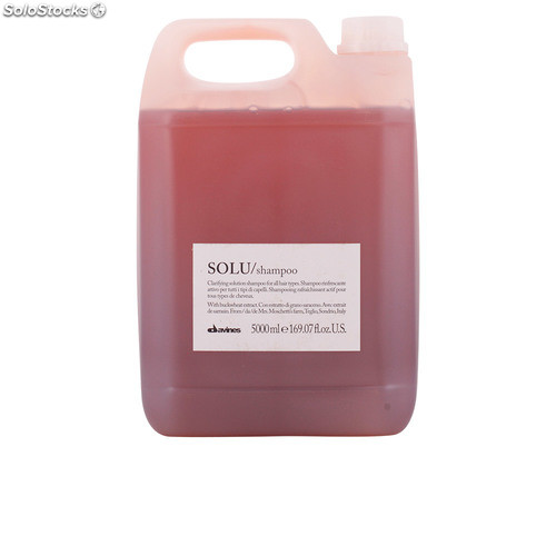 Davines essential haircare champú solu 5000 ml