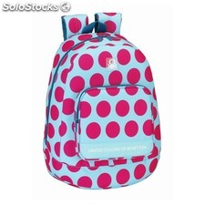 """Day pack benetton """"dots"""""""