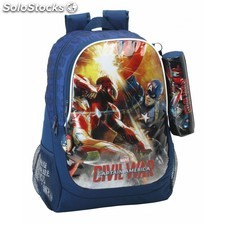 "Day pack capitan america ""civil war"""