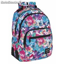 Day pack doble BLACKFIT8 butterflies
