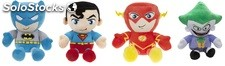 Dc comics peluches Super Heroes