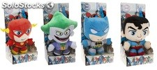 Dc comics peluches Super Heroes blister