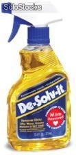 De - Solv- it ( formula industrial ) Orange Sol Removedor de adhesivos