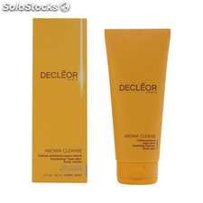 Decleor - aroma cleanse crème corps exfoliante 200 ml