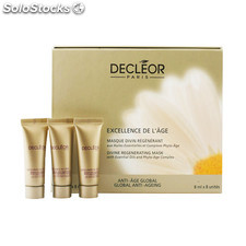 Decleor - excellence de l'age masque divin 8x 8 ml