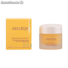 Decleor - SLIM EFFECT baume de massage drainant 50 ml