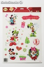 Deco fenetre disney minnie