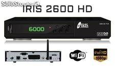 Decodificador Iris 2600 hd 02