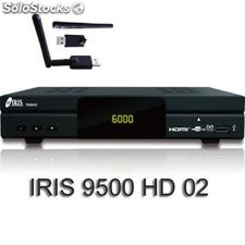 Decodificador Iris 9500 hd 02