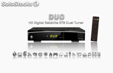 Decodificador Qviart Duo Hd Doble Sintonizador De Satelite Wifi