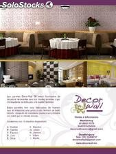 Decorwall panel decorativo 3d upgrade your space